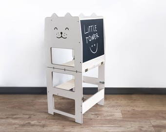 Toddler Step Stool Etsy