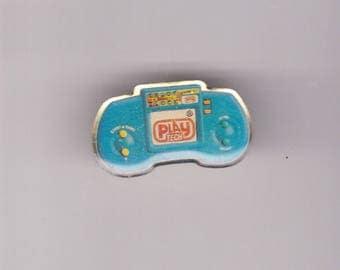 Vintage Hand Held Video Game Lapel Pin, Enamel Pin, Pinback, Hat Pin, 90s, Nintendo, Sega, Super Mario, Game Gear, Gameboy
