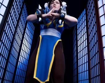 Chun-Li Street Fighter V Cosplay Costume