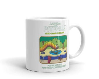 Atari Pitfall Mug