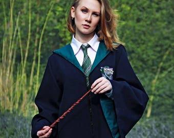 MADE TO ORDER - Harry Potter Cloak, Robe /Gryffindor/Hufflepuff/Slytherin/Ravenclaw