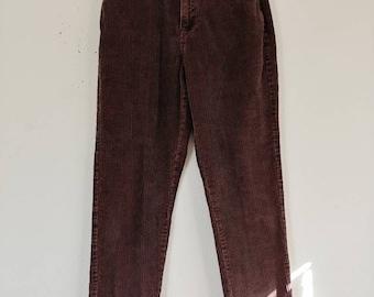Vintage Express Corduroy Pants