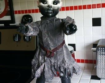 Horror doll Gothica