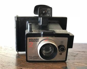 Original Polariod Land Camera - Square Shooter 2
