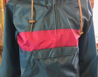 Vintage Charles River Pullover Jacket Size XL
