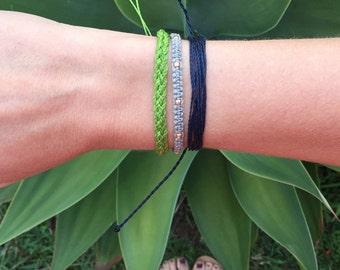 how to make pura vida seed bead bracelets