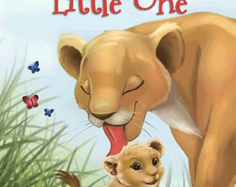 Personalized Children's Book - Little One Little One