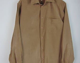 Vintage Brown Shirt