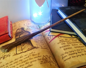 harry potter wand witch