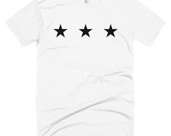 Minimal Washington DC Flag T-shirt