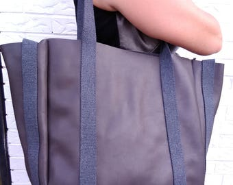 Leather Tote bag | handmade Genuine leather bag | women leather bag