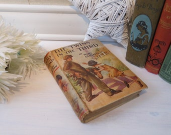 The Twins in the Third by Mary Gervaise. Hardback book. 1st Edition.
