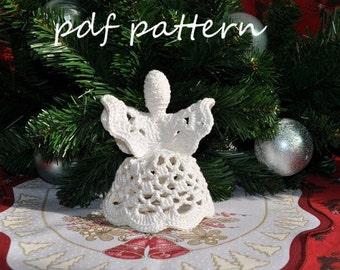 angel - crochet pattern
