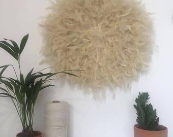 FLUFFY // Juju hat // Tribal wallhanging