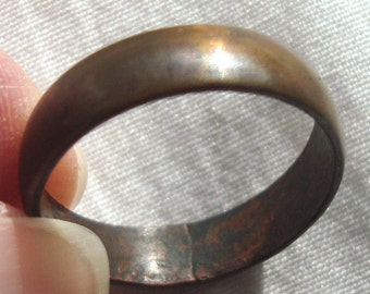 Victorian Era Ring, Band, Wedding Band