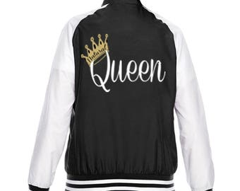Natural Queen Team Jackets  Women's Clothing