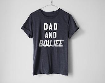 Dad And Boujee Shirt | Migos Shirt | Funny Shirt | Boujee Shirt | Rain Drop Drop Top Shirt | Drop Top Shirt | Dad Shirt | Bad Shirt | Migo