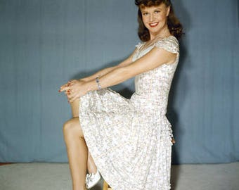 Rare GINGER ROGERS Hollywood 8 x 10 Promo Photo Print