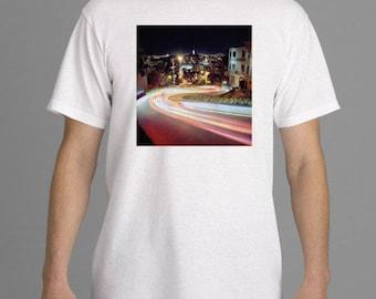 "Men's T-Shirt ""Lombard Street"""