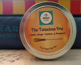 The Tenacious One 4 oz Soy Candle