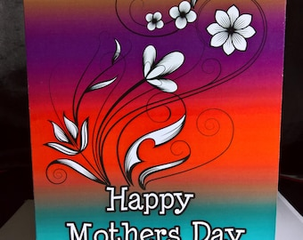 Mothers Day - Greeting Card