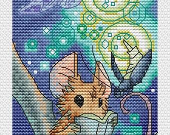 "Mouse panel "" Fireflies"""