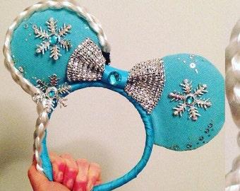 Snowflake Queen Ears