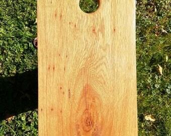 Oak serving/cutting board