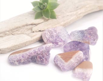 Tumbled Thunder Bay Ontario Amethyst pieces