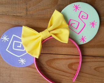 LIMITED COLORS2 - Mad Tea Party Mouse Ears