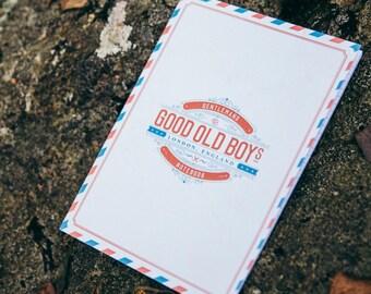 Gentleman's Notebook