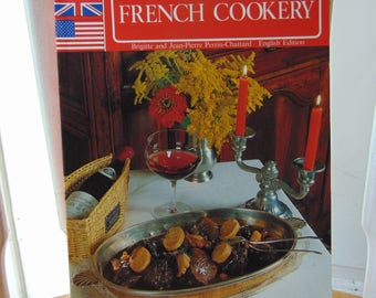 Wonderful French Cookery , 1987 , Brigitte and Jean-Pierre-Chattard , OOP