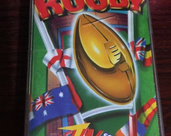 World Rugby Commodore 64