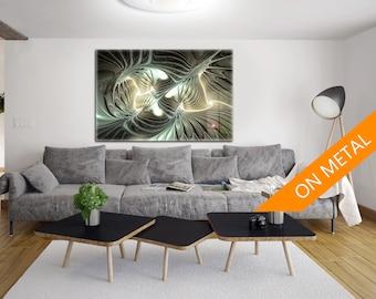 Metal sign, Metal wall art, Abstract art , Metal Print Abstract, Metal decor, Abstract metal art, Abstract painting, Metal decor, Sign art