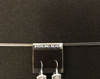 Hello Beautiful dangle earrings
