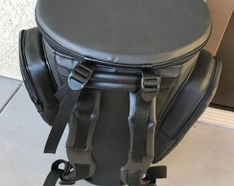 Professional Djembe leather bag