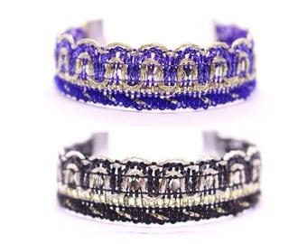 Statement bracelet, Sparkly bracelet,  Boho bracelet, Modern bracelet, Arm candy, Statement jewellery, Gold bracelet | SHIMMER6