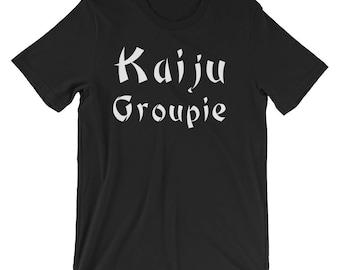 Kaiju Groupie Pacific Rim Gypsy Danger T-Shirt