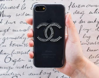 Chanel phone case iPhone 7, 7 Plus, iPhone 5 5s 5c, iPhone 6, iPhone 6s Plus, Samsung Galaxy cases, girlfriend gift, Coco Chanel, for her