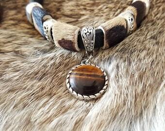 Bracelet with Tiger