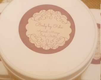 Apricot Mango Body Butter