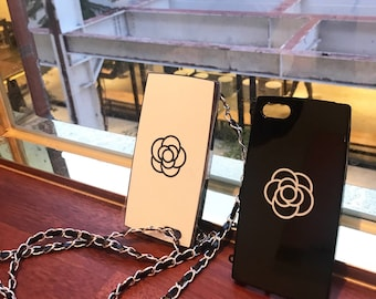 Chanel iphone case | Etsy