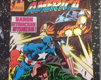 Captain America # 247 Comic by Marvel Comics