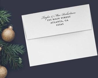 Envelope Printing - WHITE A7 Envelopes