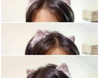 Realistic Mini Cat Ears