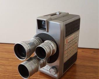 Wollensak Eight Model 23 Movie Camera (c. 1950's)