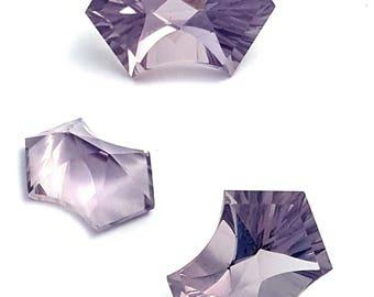 Plush Cut Amethyst Gemstone
