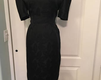 Vintage Carolina Herrera Cheongsam Dress
