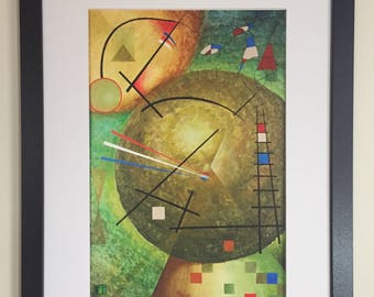 Abstract Giclee Art Prints