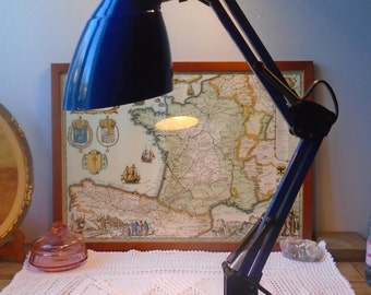 Desk lamp - accent lamp - reading - 70's lamp